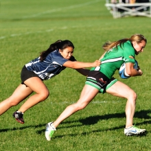 Rogues Women VS Condors - by Heidi Atter - 06/10/16