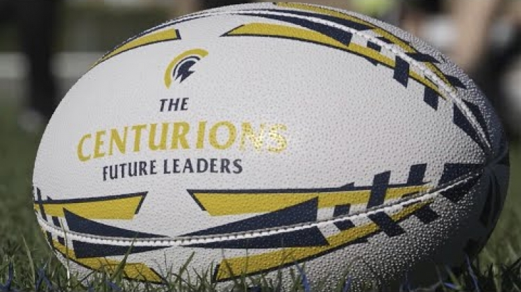 Rugby Centurions inspiring leaders of the future