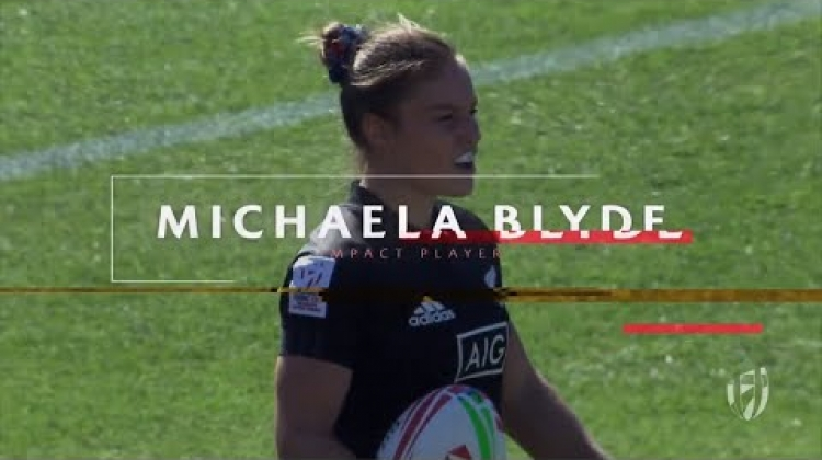 DHL Impact Player: Blyde amazing performance in Sydney