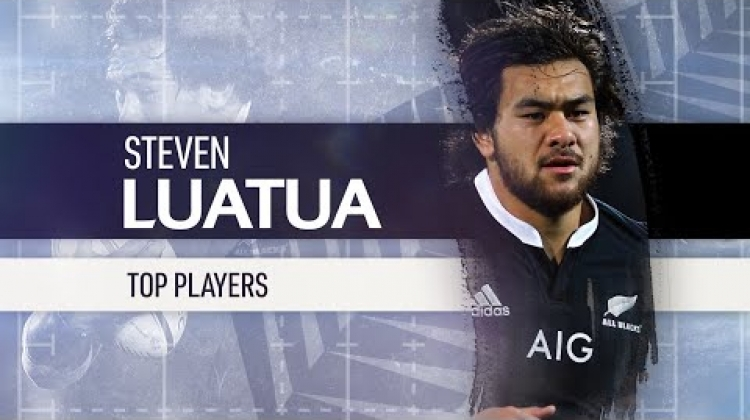 Steven Luatua's back row icons