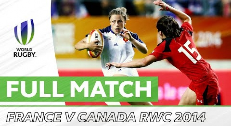 Rugby World Cup 2014: France v Canada