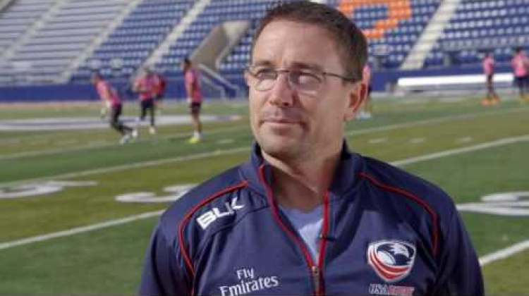 7 in 60: USA sevens mastermind Mike Friday