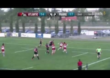 2017 Canadian Rugby Championship - Prairie Wolf Pack v Atlantic Rock - Highlights