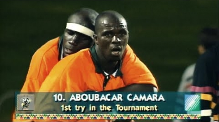 Ivory Coast: 1995 Rugby World Cup Memories