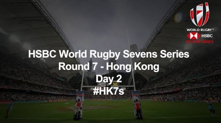 HSBC World Rugby Sevens Series 2019 - Hong Kong Day 2 (French Commentary)