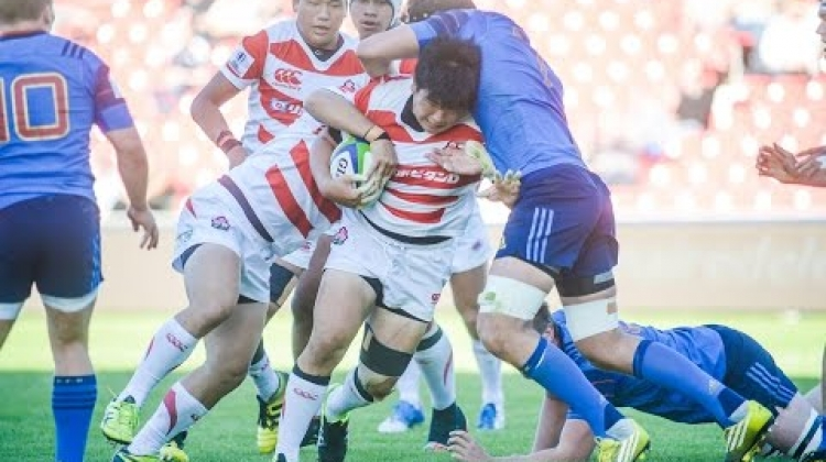 France and Japan's epic U20 clash - Match Highlights