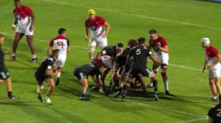 U20 Highlights: New Zealand  U20s secure final spot