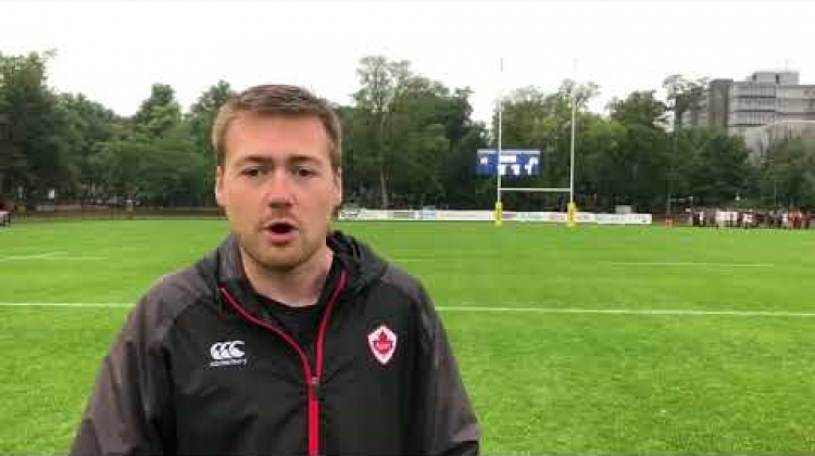 REACTION | U20 Women's Coach Jack Hanratty after Tri-Nations Cup