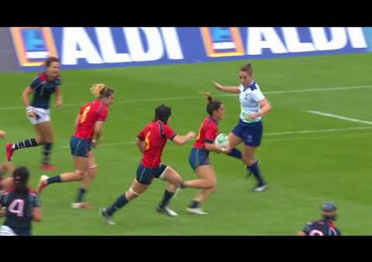 HIGHLIGHTS: Spain beat Hong Kong at WRWC 2017