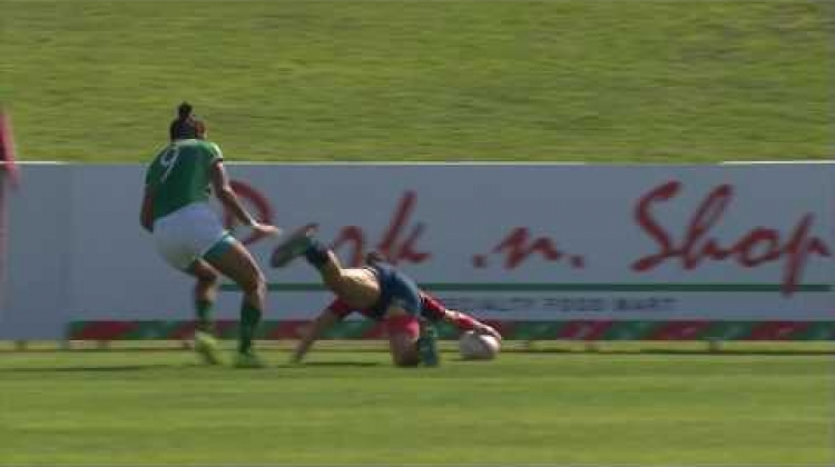 Re:Live: Patricia Garcia's birthday try in Dubai!