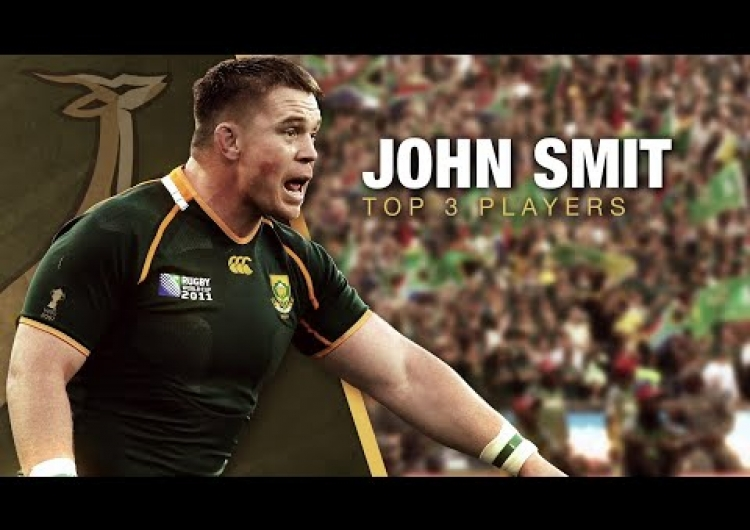 John Smit's Top 3 captains