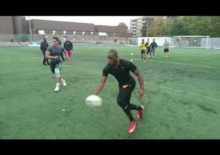 Rugby Sevens Combine held in Toronto in search of next great crossover athlete