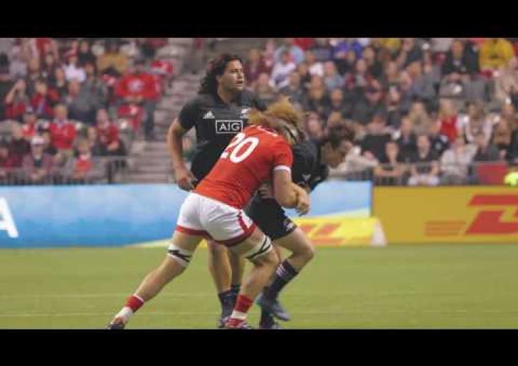 Electric Atmosphere at BC Place for International Rugby