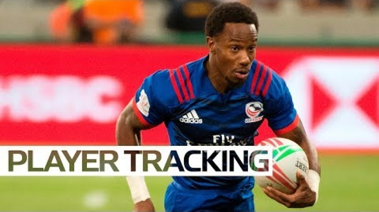 Top 5 fastest speeds at the Cape Town Sevens