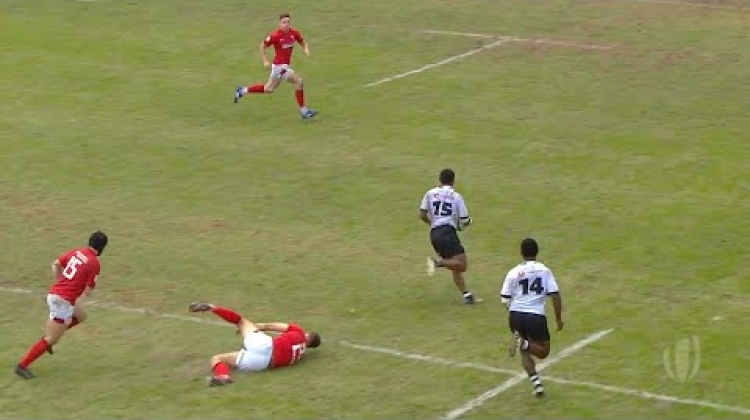 HIGHLIGHTS: Wales beat Fiji 44-28 at World Rugby U20s