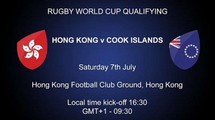 Rugby World Cup 2019 Qualifying Play-Off - Hong Kong v Cook Islands