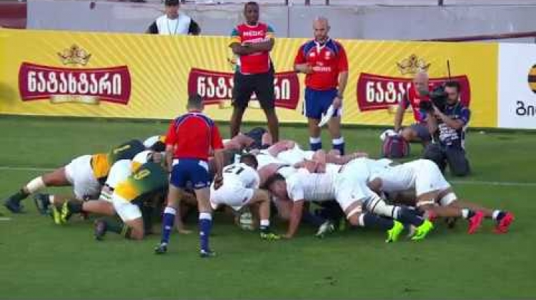 U20 Highlights: England head into fifth U20s final after beating RSA