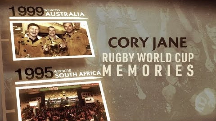Cory Jane: 2011 World Cup Memories