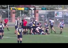2017 Canadian Rugby Championships - BC Bears v Ontario Blues - Highlights