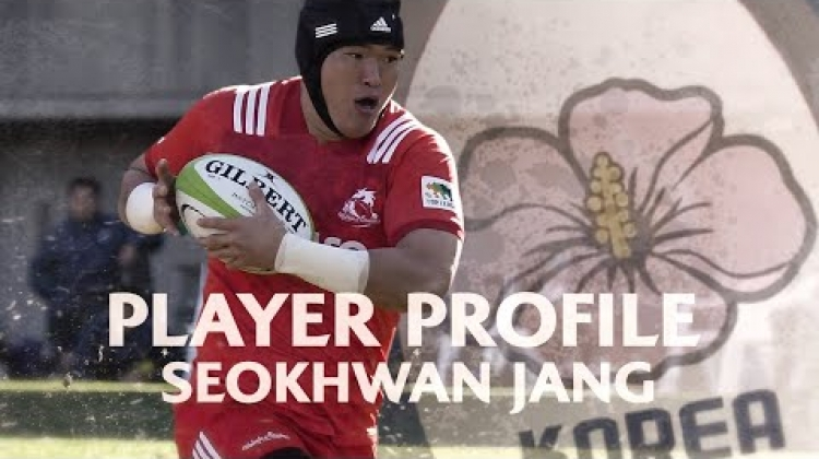 Seokhwan Jang | Putting Korea on the rugby map