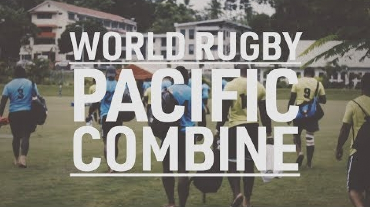 The Pacific Combine: a World Rugby film