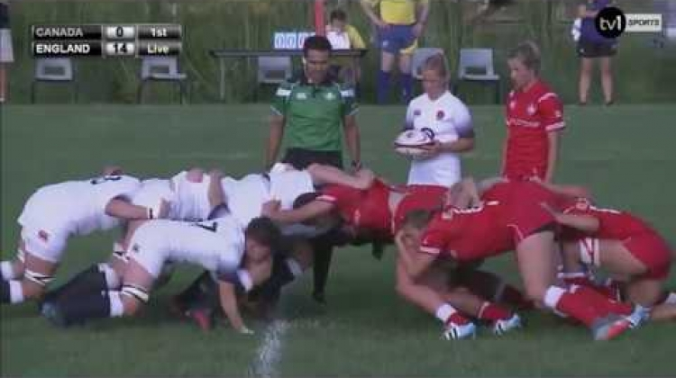 FULL GAME | Women's U20 Canada vs  England August 10, 2018