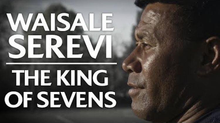 Waisale Serevi: The Fijian Magician | A World Rugby film