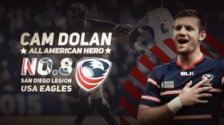 Cam Dolan | All American Hero