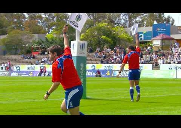 Highlights: Argentina beat Samoa at Americas Pacific Challenge