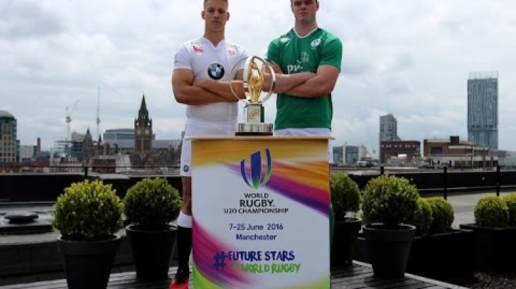 U20s Final Countdown: Ireland v England