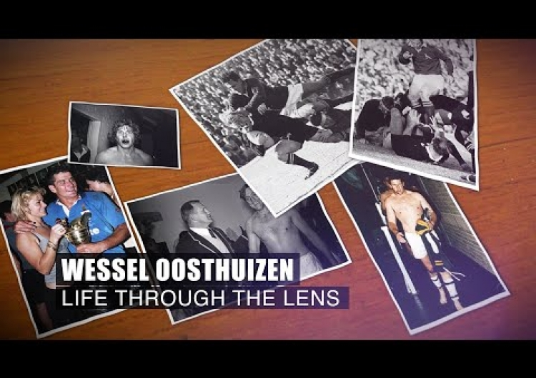 Wessel Oosthuizen | 50 years of rugby photography