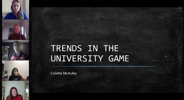 Trends and Skill in the Women's Game - Jocelyn Barrieau, Maria Gallo, Colette McAuley & Britt Waters