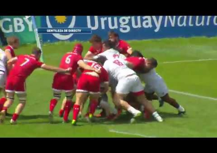 2017 Americas Pacific Challenge - Canada 'A' vs Tonga 'A' - Highlights