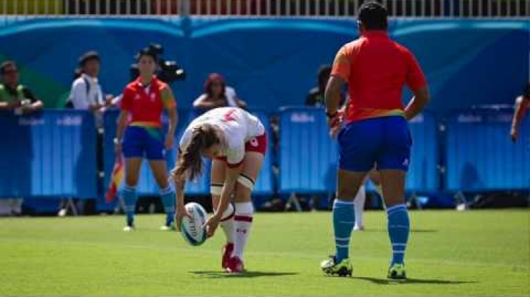 Rio 2016 — Watcham-Roy helps Canada win bronze in rugby sevens