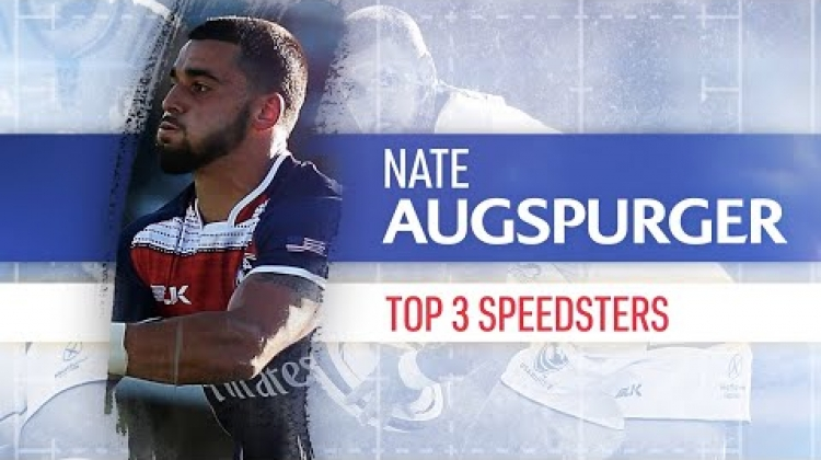 USA Rugby's Nate Augspurger | Top three opponents
