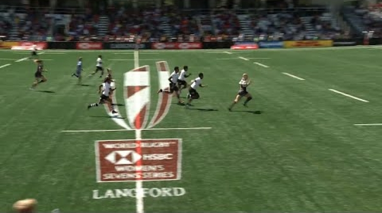 Seven awesome tries - Langford Sevens