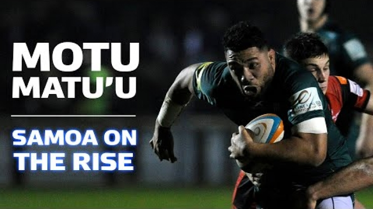 Motu Matu'u | Samoa on the rise