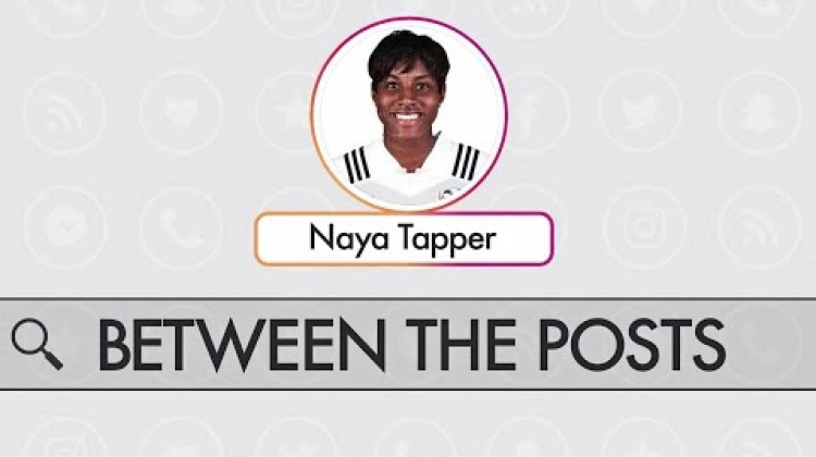 Between the Posts with Naya Tapper