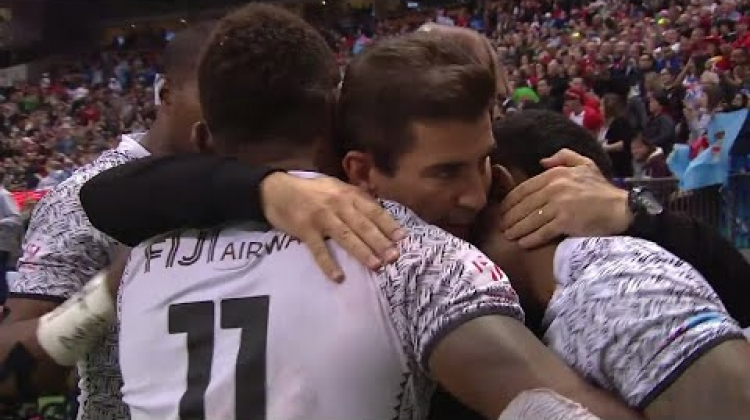 Highlights: Fiji claim victory in canada