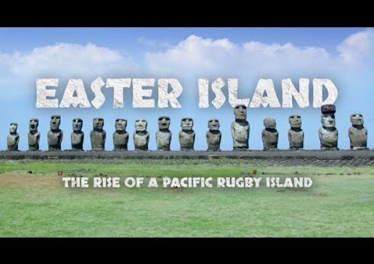 The incredible story of Easter Island rugby