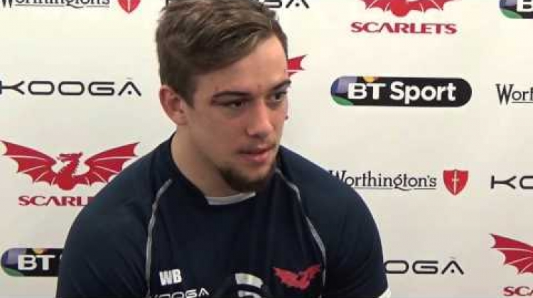 Scarlets TV: Will Boyde previews Connacht