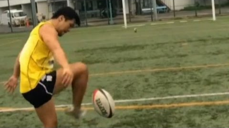 Unbelieveable Kick Tricks | #MyRugbyMoment