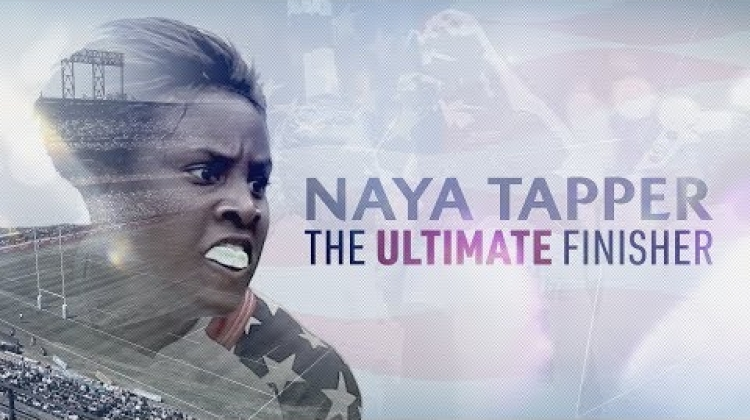 Naya Tapper | USA's surging star