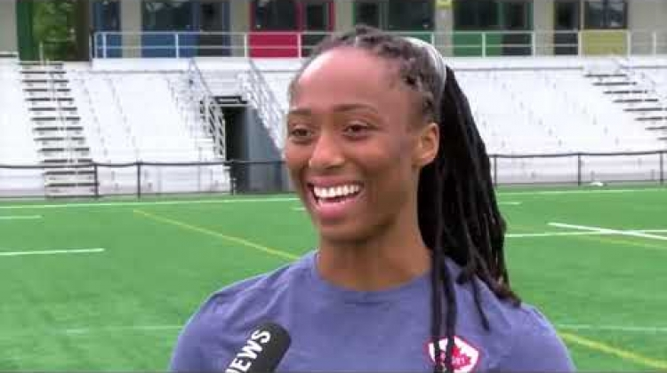 Chek TV: Canada Sevens Preview with Caroline Crossley & Charity Williams