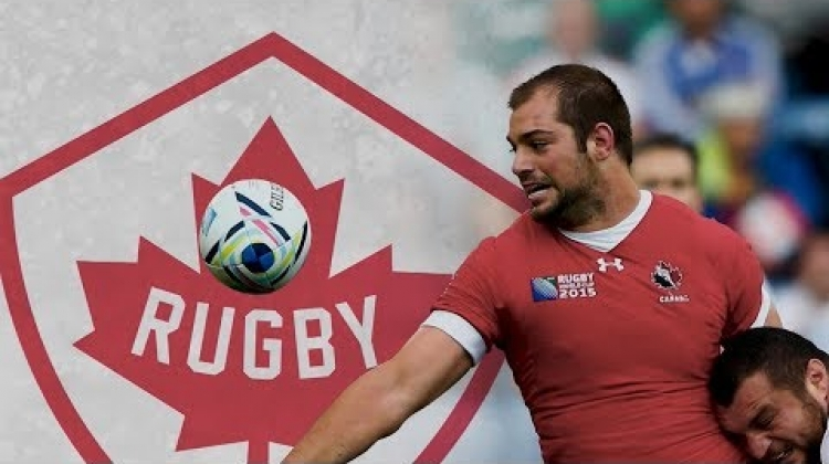 From ice hockey to rugby | Canada's Brett Beukeboom
