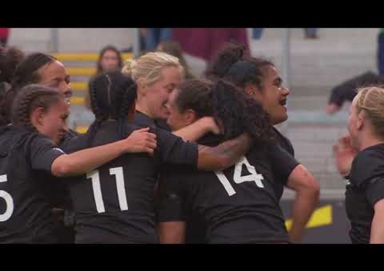 WRWC Highlights: New Zealand show class to beat USA in semi-final
