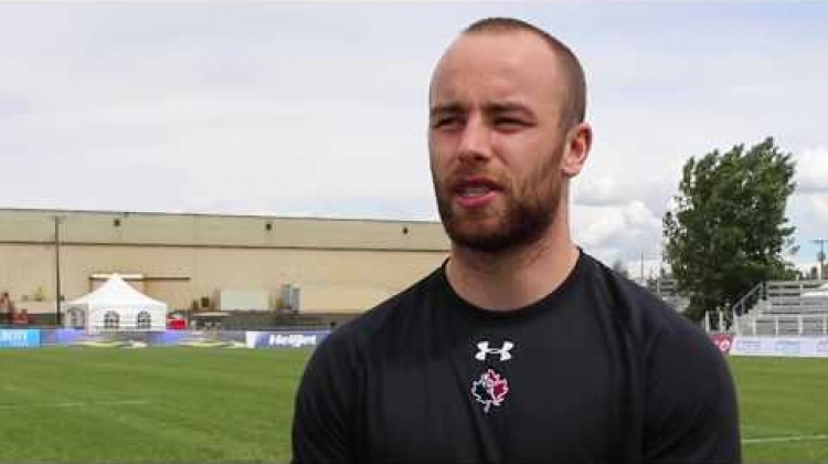 O'Leary excited to play test rugby for Canada