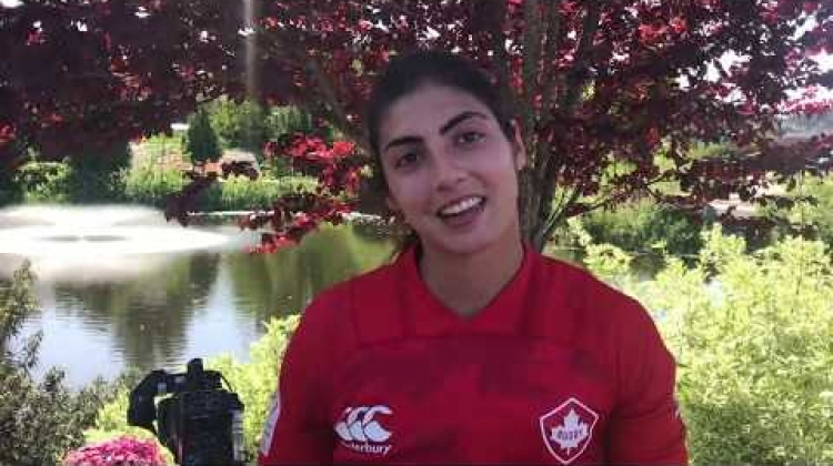 HSBC Canada Women's Sevens: Day 2 Post-match Reaction