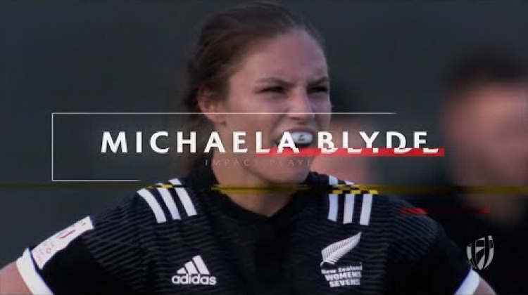DHL Impact Player: Michaela Blyde