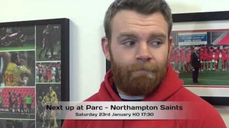 Scarlets TV: Tom Phillips - Playing for Scarlets things dreams are made of